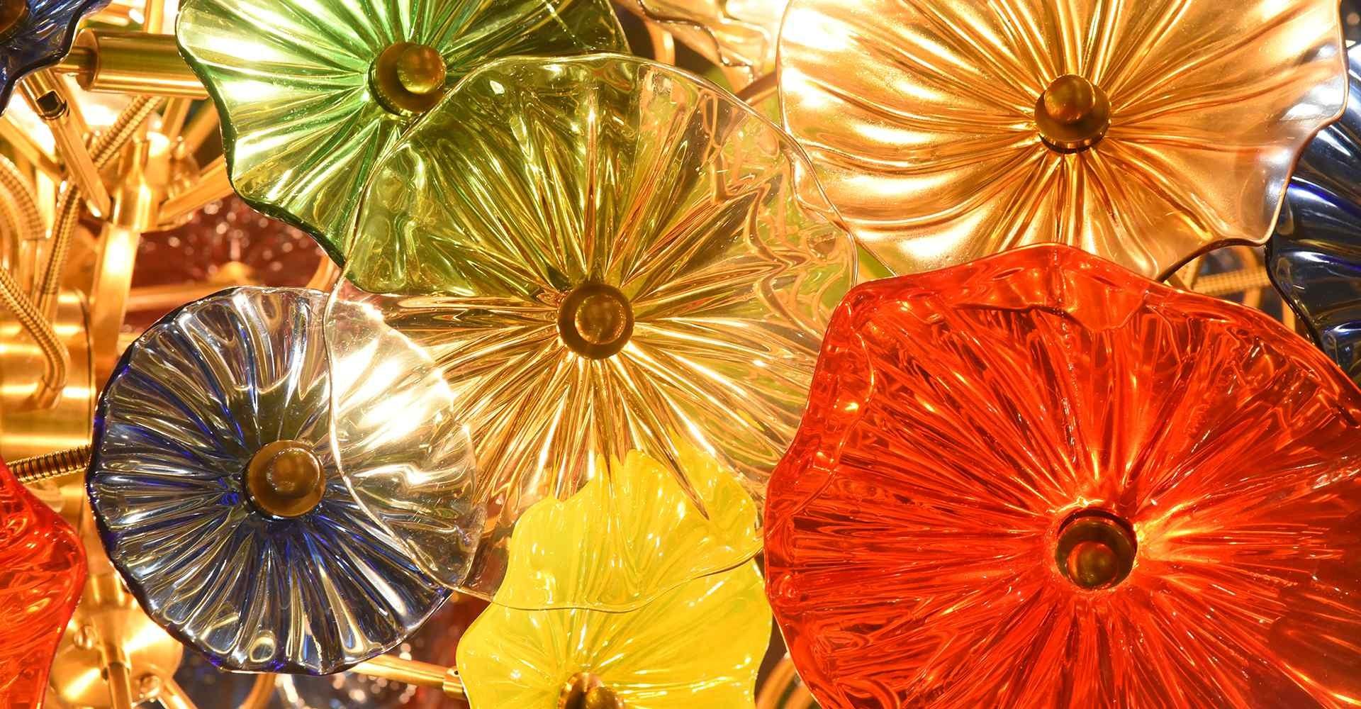 BIDANLI LIGHTING-Color Hand-formed Glass