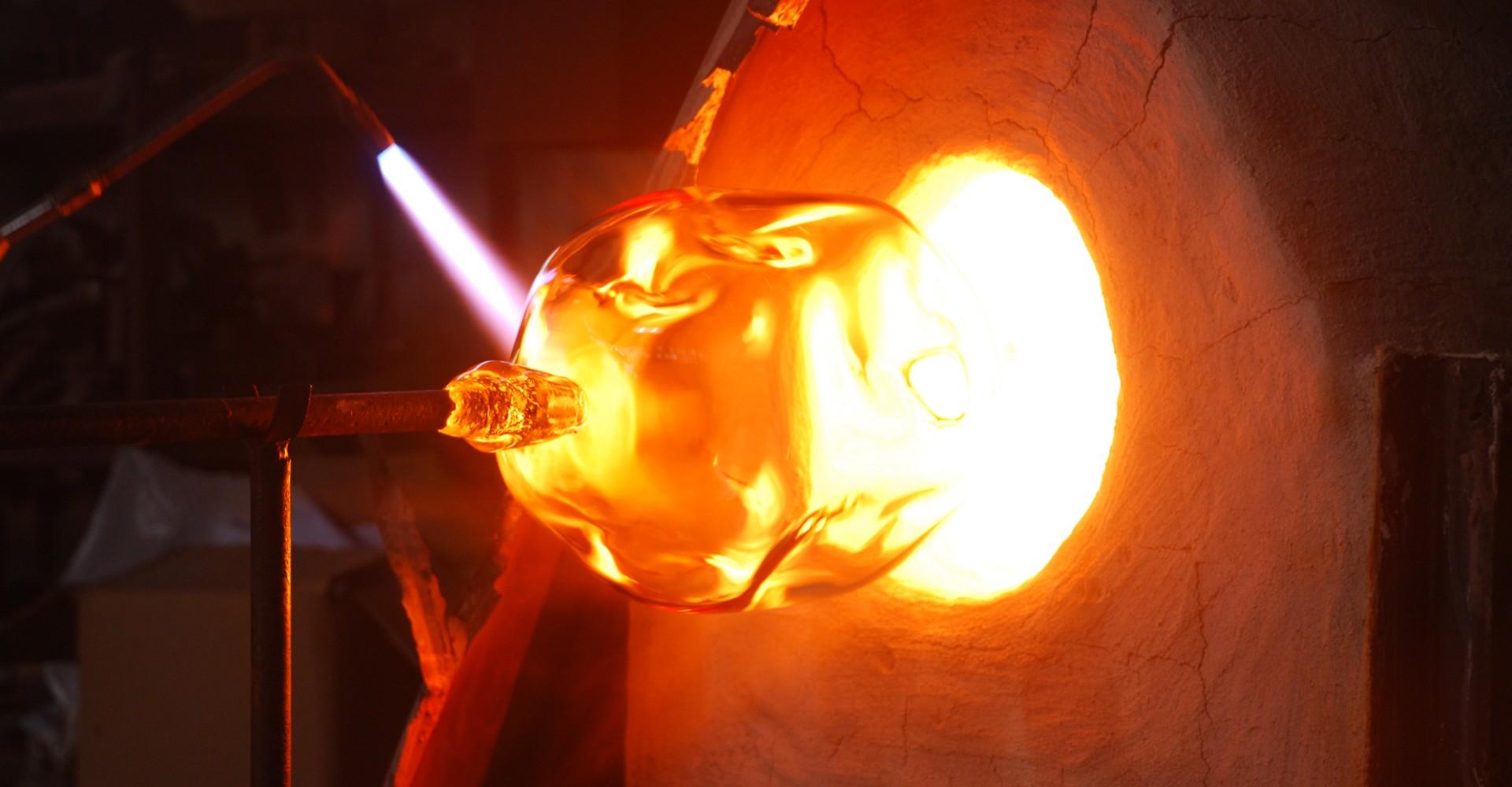 BIDANLI LIGHTING-Glass Blowing